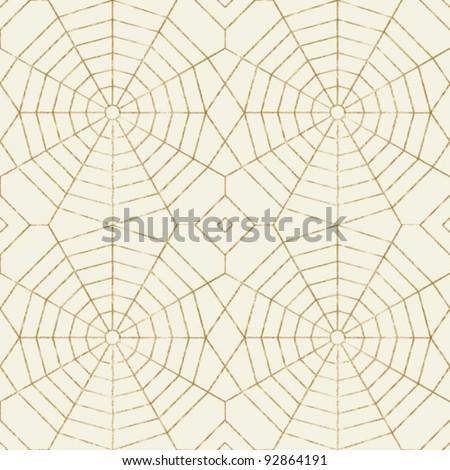 seamless spider web pattern 3