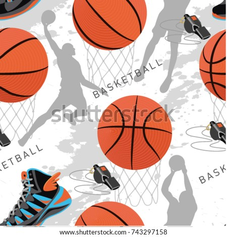 seamless sports texture
