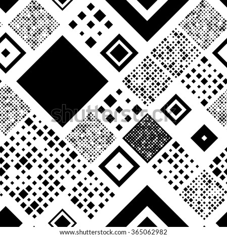 seamless square pattern