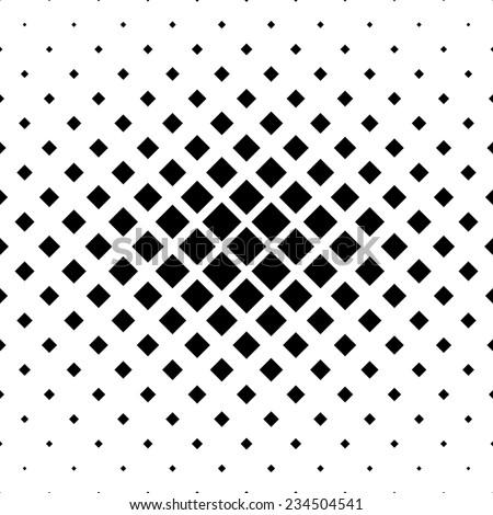 Seamless square pattern design