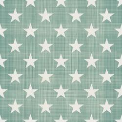 seamless stars pattern in retro blue