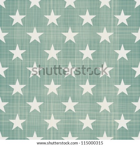 seamless stars pattern in retro ...
