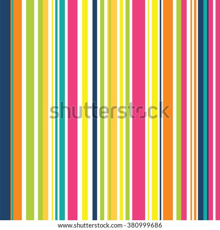 seamless striped with colorful