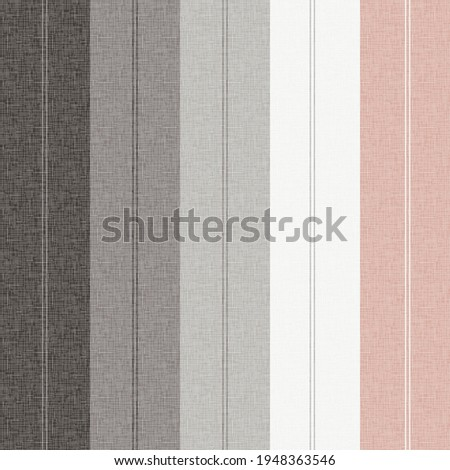 seamless Stripes Pattern on fabric textures