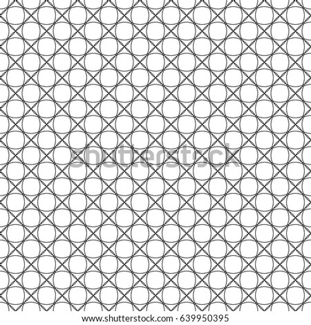 seamless surface pattern with