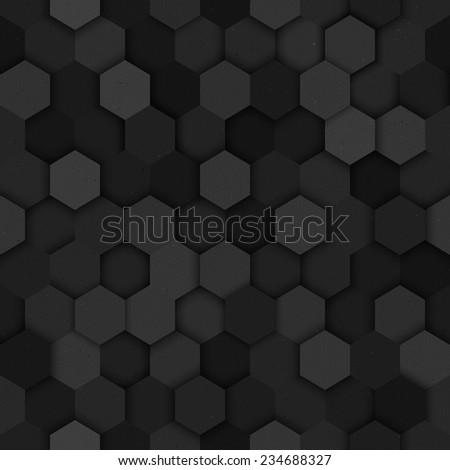 Seamless technology vector dark seamless pattern. Vector seamless dark structure. Vector seamless dark wallpaper