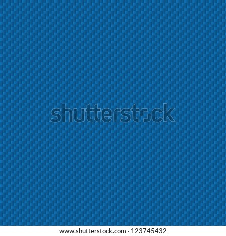 Seamless texture of blue squares