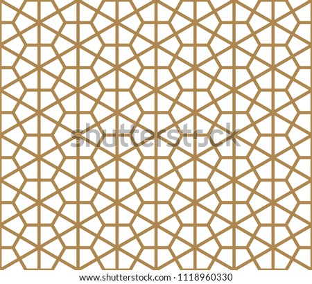stock-vector-seamless-traditional-kumiko-pattern-in-color-lines-of-medium-thickness