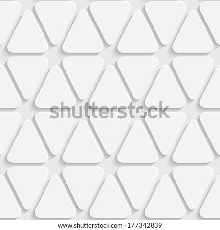 stock vector seamless triangle background 177342839 - Каталог — Фотообои «3D Текстуры»