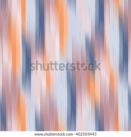 seamless tribal art ikat ogee