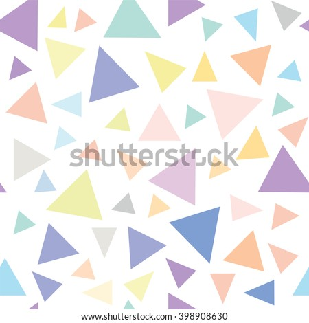 seamless vector pattern simple