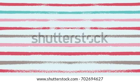 seamless vector sailor stripes