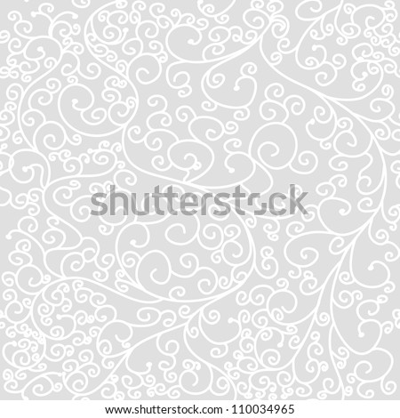 Seamless vector texture with swirl pattern