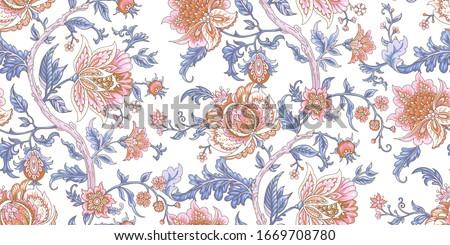 seamless vector vintage pattern