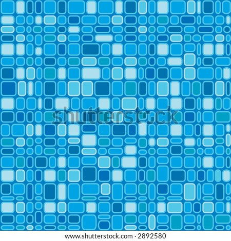 Blue square pattern background - photo#18