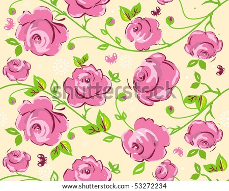 Photo Paisley pattern print background wallpaper