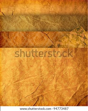 seamless wallpaper set for