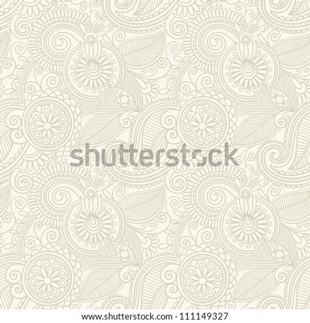 Seamless wallpaper vector background