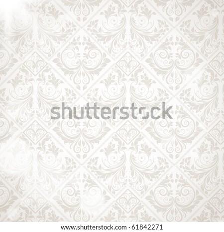 seamless wallpaper  vector
