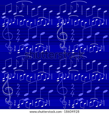 musical wallpapers. musical notes wallpaper.