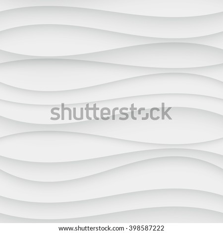 seamless wave pattern curved
