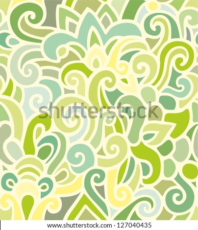 Seamless weaving pattern - stained glass