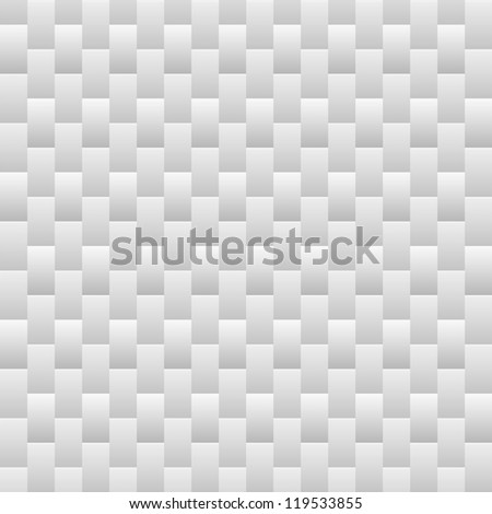 Seamless white texture wallpaper. Vector illustration.