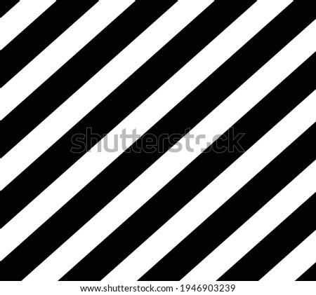 Seamlessly repeatable diagonal, oblique, skew, and tilted lines, stripes. Slanted, slanting lines tileable pattern, background Foto stock ©