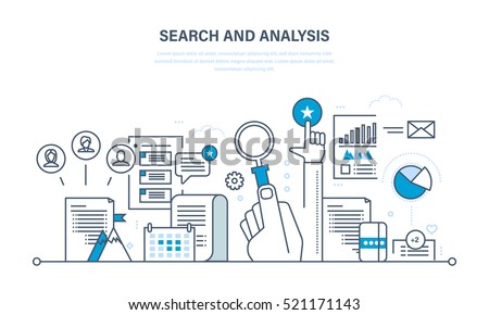 search and analysis of