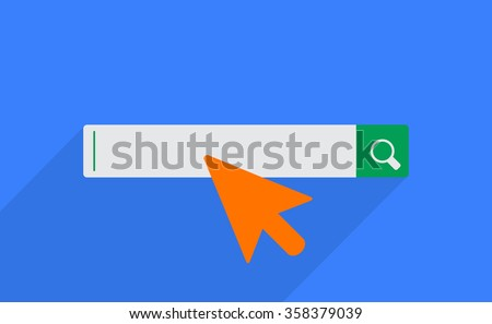 search bar.vector illustration.