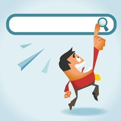 Search Engine is all we need. Vector