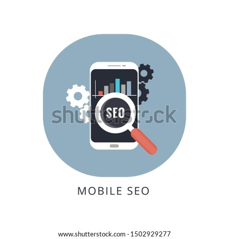 Search engine optimization concept, SEO optimization concept,