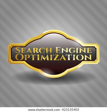 Search Engine Optimization gold badge