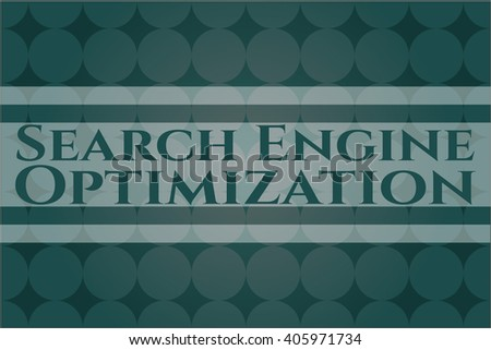 Search Engine Optimization poster