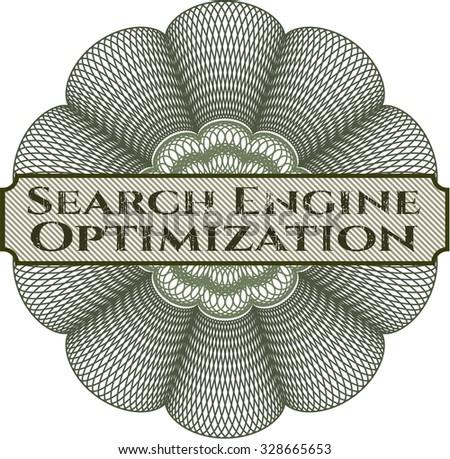 Search Engine Optimization rosette