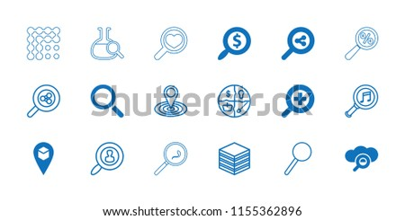 search icon collection of 18