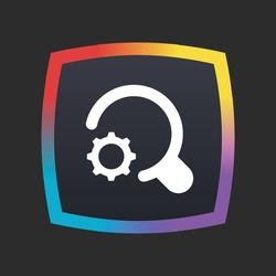 Search SEO - App Icon Button