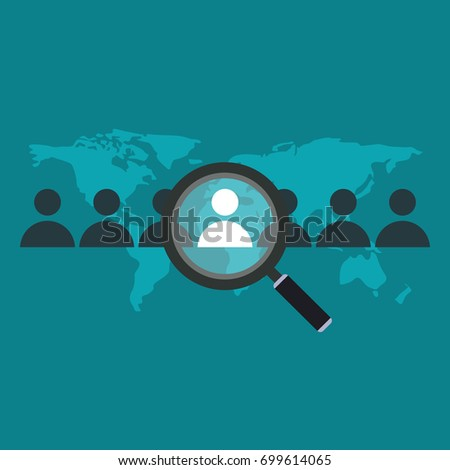 search the best person from