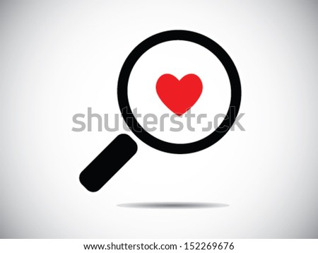 searching a love