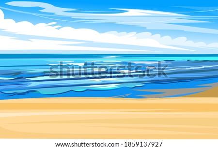 seaside tidal bore yellow