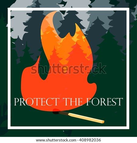 seasonal forest fires