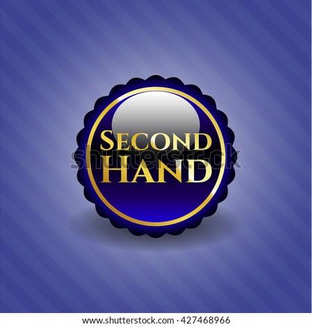 Second Hand shiny emblem
