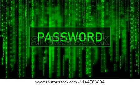 secure password cyber attack