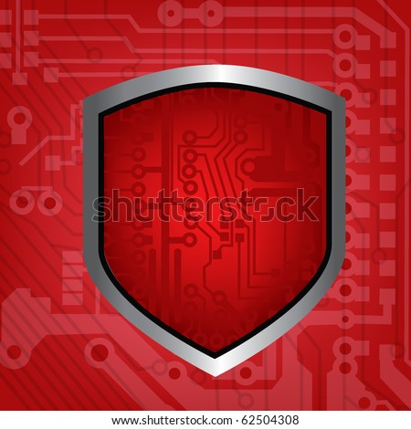 security background for web design