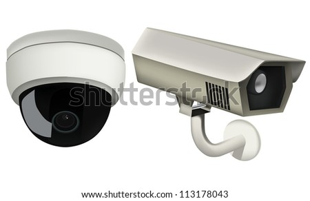 Security camera set