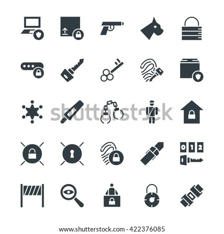 security cool vector icons 4