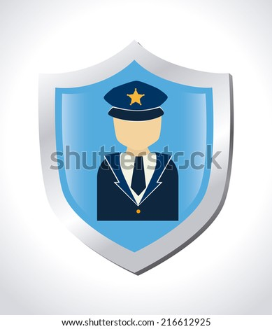security design over white