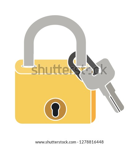 security lock icon-safe sign-password illustration-encryption illustration-unlock isolated-lockcode vector-padlock sign