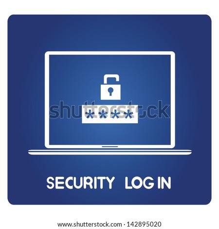 security log in