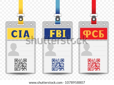 security service vertical badge